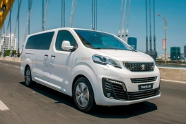 Peugeot Traveller LUXURY 2020