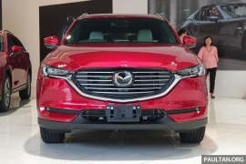 Mazda CX-8 Luxury 2020