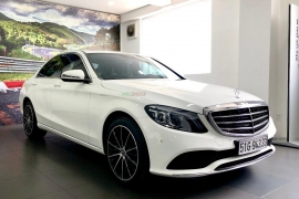Mercedes-Benz C 200 Exclusive 2019