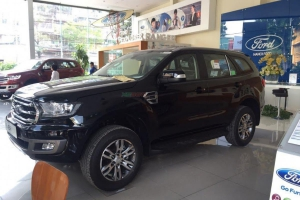 Ford Everest Trend 4x2