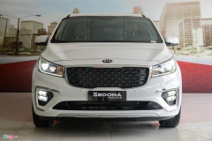 KIA SEDONA LUXURY G - XĂNG FULL