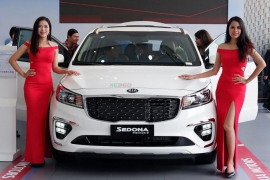 KIA SEDONA LUXURY D 2020