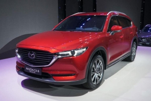 Mazda CX-8 2.5 Luxury 2020