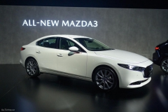 New Mazda 3 Sedan 1.5L Luxury
