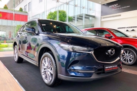 Mazda New CX5 2.5 Signature 2020