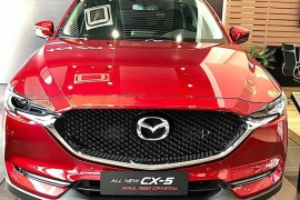 New Mazda CX-5 2.5 NoA 2020