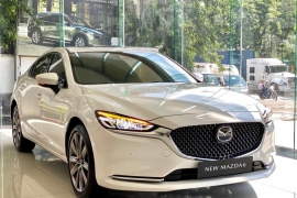 NEW MAZDA 6 2.0L LUXURY 2020