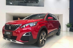 PEUGEOT 5008 -  Ultimate Red