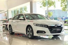 Honda Accord 1.5 turbo  2020