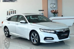 Honda Accord 1.5 Turbo 2019