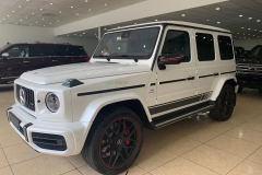 Mercedes G63 AMG EDITION ONE