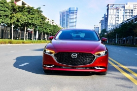 New Mazda3 Sport Luxury 1.5L
