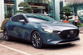All New Mazda 3 Sport 2.0L Signature Premium