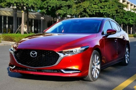 ALL NEW MAZDA3 DELUXE 1,5L