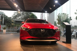 All New Mazda 3 Sport 2.0L Signature Luxury