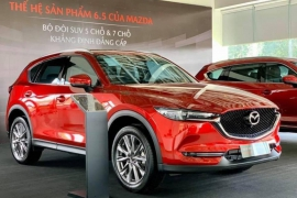 New Mazda CX-5 2.5 Luxury