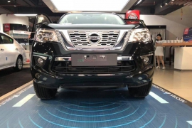 Nissan Terra E 2WD AT 2019