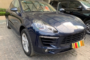 Porsche Macan sx 2015 Full Option