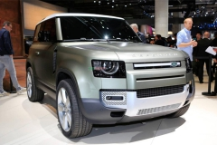 Land Rover New Defender 2020 Mới