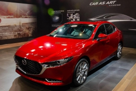 All-New Mazda3 Sport 1.5L Luxury