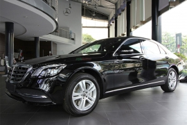 Mercedes S450 L Luxury