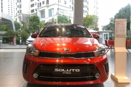 Kia Soluto AT Luxury 2020