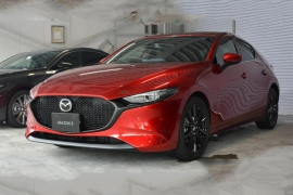 New Mazda 3 Sport 1.5L Luxury 2020