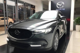 New Mazda CX-5 2.0 Luxury 2020