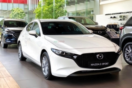 All New Mazda3 Sport Luxury 2020