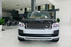 Range Rover SV Autobiography trắng đen