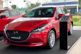 New Mazda2 Luxury