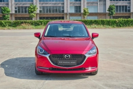 New Mazda2 Sport Luxury
