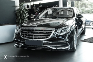 Mercedes Maybach S650 2020