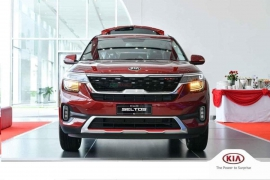 Kia Seltos 1.4 Luxury Turbo 2020