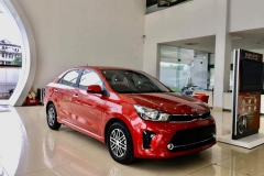 Kia Soluto Luxury