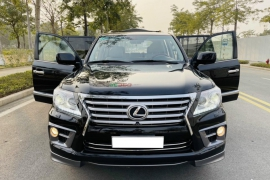 Lexus LX 570 2010 up to 2015