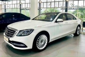 Mercedes S450 L Limited Edition 2021
