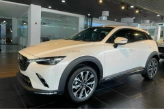 Mazda CX-3 Luxury 2021
