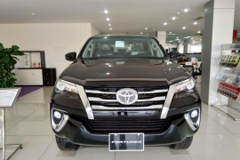 Toyota Fortuner 4x4 2.8AT Diesel 2019