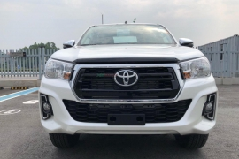 Toyota Hilux 2.4E AT 2018