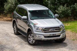 Ford Everest 2.0 Titanium 2018