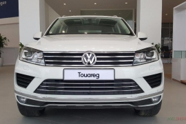 Volkswagen Touareg GP 3.6 AT 2017