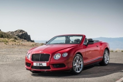 Bentley Continental GT V8 S Convertible 2018