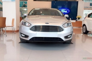 Ford Focus Sedan Titanium 2016
