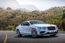 Bentley Continental GT V8 S 2018