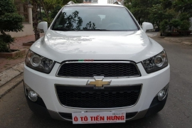 Chevrolet Captiva LTZ 2.4 AT 2013