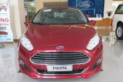 Ford Fiesta S Hatchback AT 2018
