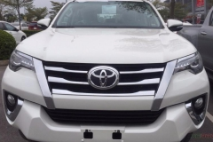 Toyota Fortuner 2.8V 4x4AT 2018