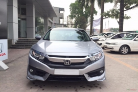 Honda Civic 1.8E 2018