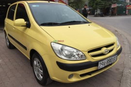 Hyundai Getz 1.1AT 2008